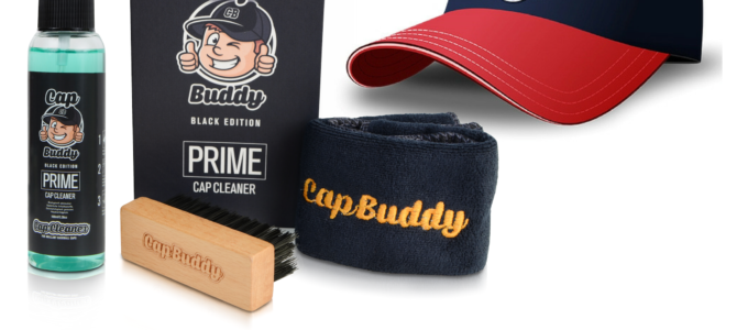 Cap Buddy Cap Washer Video