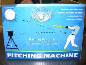 Personal Pitcher Pitching Machine