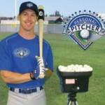 Gewinne eine Personal Pitcher Pitching Machine