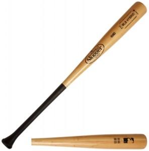 Holz und Composite Baseballschläger