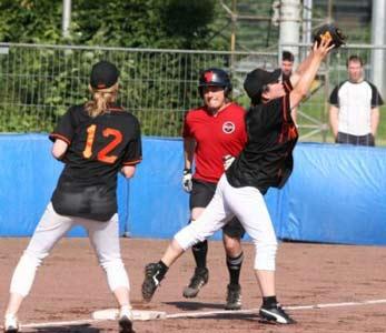 Mannheim Tornadoes vs. Siegen Pirates
