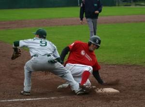 Baseballer suchen Mitstreiter