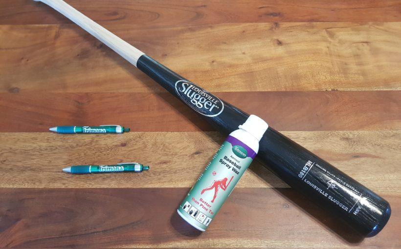 Teste diese tollen Baseball Produkte