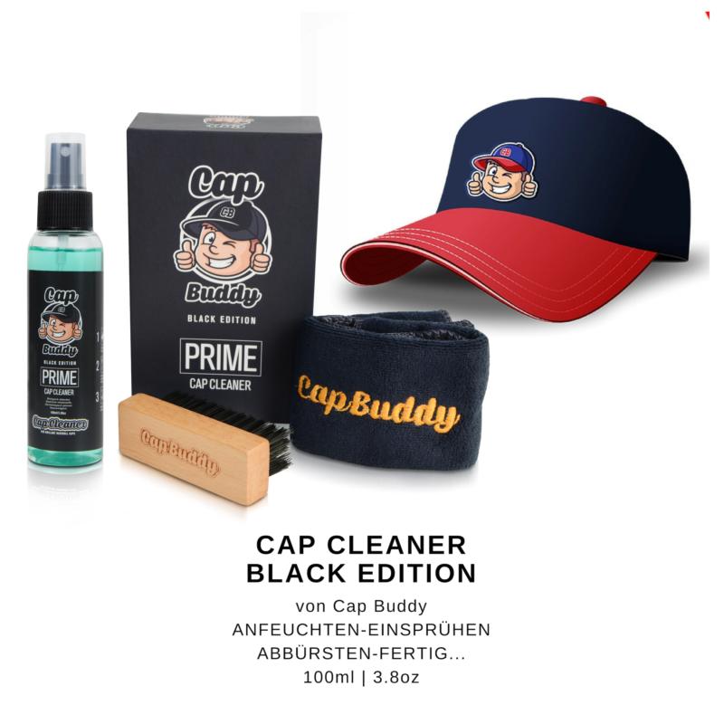 Cap Buddy Cap Washer