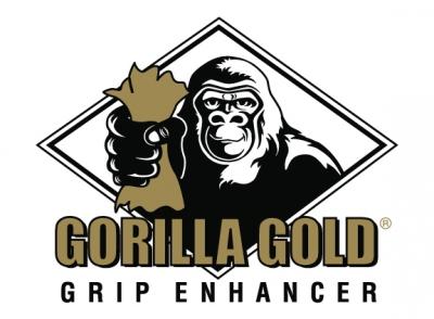 Gorilla Gold beim Handball-Grip ohne Harz