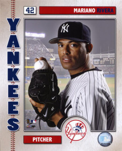 Closer Mariano Rivera