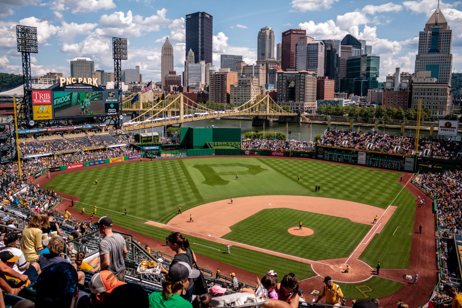 Pirates Baseball Stadium