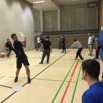Sportangebot für Flüchtlinge: