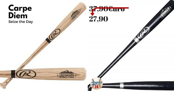 Big Stick Holz Baseballschläger – nur noch 2 Tage unter 30 Euronen